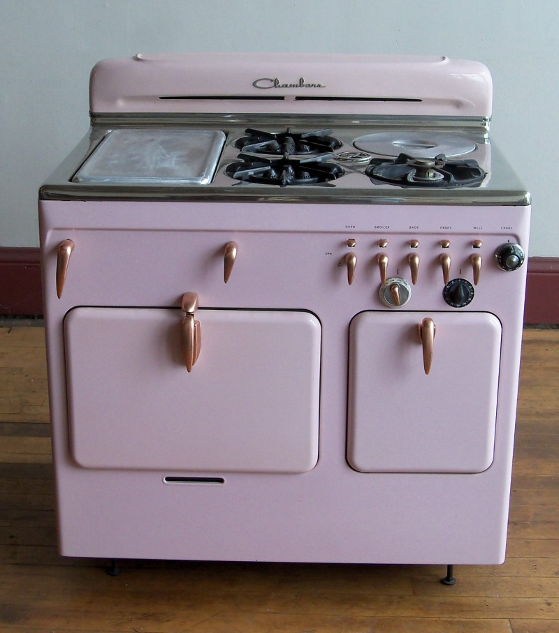 Gas Stoves Antique